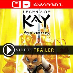 Acheter Legend of Kay Anniversary Nintendo Switch comparateur prix