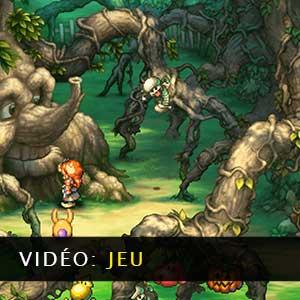 Legend of Mana Vidéo de gameplay