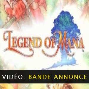 Legend of Mana Vidéo de la bande-annonce