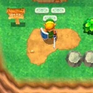 Legend of Zelda A Link between Worlds 3DS