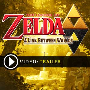 Legend of Zelda A Link between Worlds Nintendo 3DS en boîte ou à télécharger