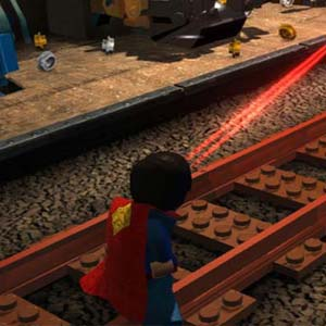 LEGO Batman 2 DC Super Heroes Superman