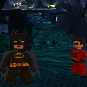 LEGO Batman 2 DC Super Heroes Batman et Robin