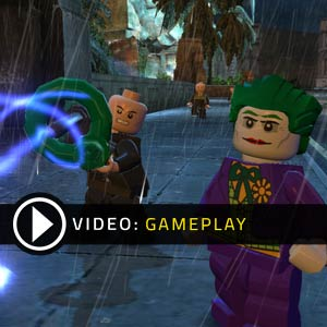 LEGO Batman 2 DC Super Heroes Gameplay Video
