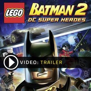 Acheter Lego Batman 2 DC Super Heroes Clé CD Comparateur Prix