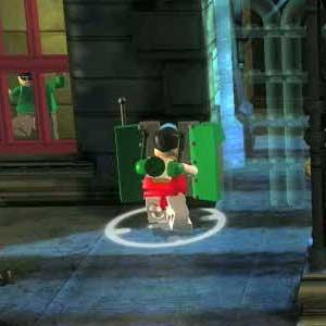 LEGO Batman The Videogame Robin