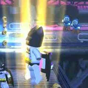 LEGO Batman The Videogame Batsuit