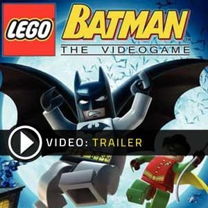 Acheter LEGO Batman The Videogame Cle Cd Comparateur Prix