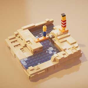 LEGO Builder's Journey Rivière