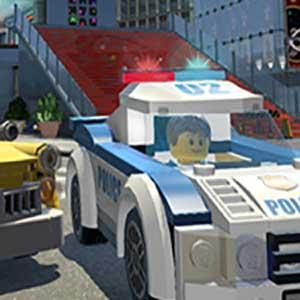 Lego City Undercover Voiture de police