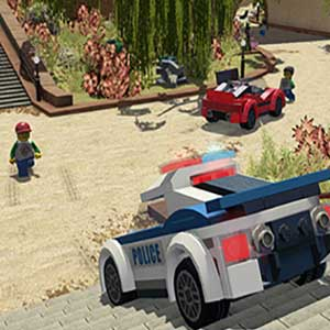 Lego City Undercover véhicule