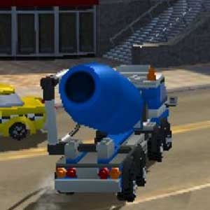 LEGO City Undercover The Chase Begins Nintendo 3DS Camions