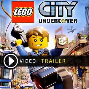 Acheter Lego City Undercover Clé Cd Comparateur Prix