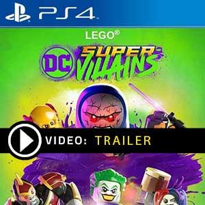 Acheter LEGO DC Super-Villains PS4 Comparateur Prix