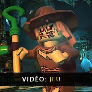 LEGO DC Super-Villains Vidéo de Gameplay