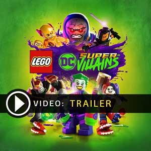 Acheter LEGO DC Super-Villains Clé CD Comparateur Prix