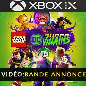 LEGO DC Super-Villains Xbox Series Bande-annonce Vidéo