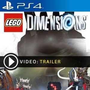 Lego Dimensions PS4 en boîte ou à télécharger