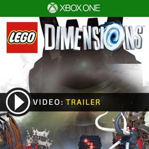 Lego Dimensions Xbox One en boîte ou à télécharger