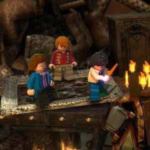 Lego Harry Potter Years 5-7 - Difficulté