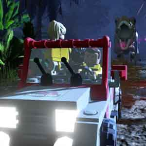 LEGO JURASSIC WORLD Xbox One Gameplay