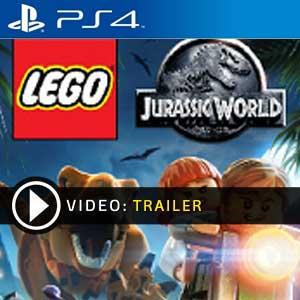 Lego Jurassic World PS4 en boîte ou à télécharger