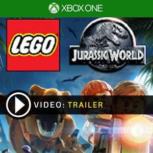 Lego Jurassic World Xbox One en boîte ou à télécharger