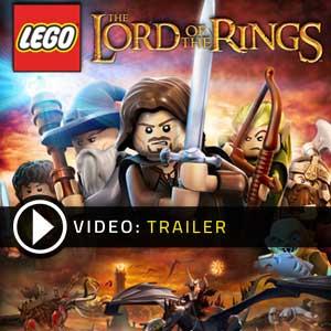 Acheter LEGO Le Seigneur des Anneaux clé CD Comparateur Prix