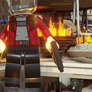 Competitive Super Hero Mode de combat