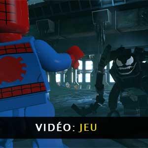 LEGO Marvel Super Heroes vidéo de gameplay