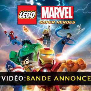 LEGO Marvel Super Heroes vidéo de la bande-annonce