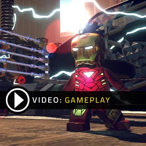 LEGO Marvel Superheroes Gameplay Video