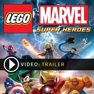 Acheter LEGO Marvel Superheroes clé CD Comparateur Prix