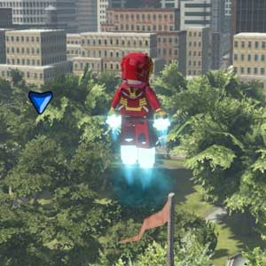 Lego Marvels Avengers PS4 Gameplay