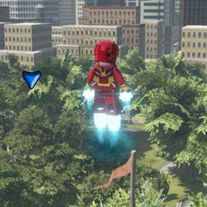 Lego Marvels Avengers PS4 Gameplay