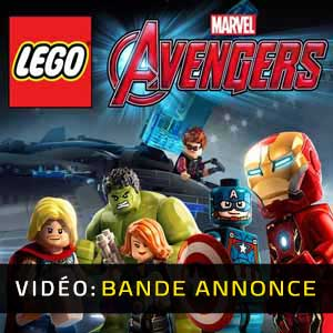 Lego Marvels Avengers Bande-annonce Vidéo