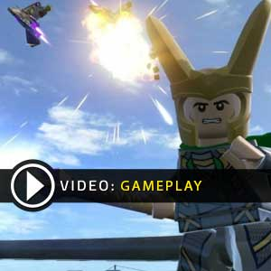Lego Marvels Avengers Xbox One Gameplay Video