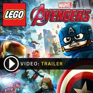 Acheter Lego Marvels Avengers Clé Cd Comparateur Prix