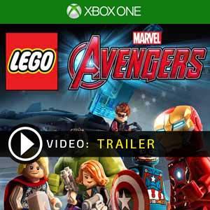 LEGO Marvel Avengers Xbox One en boîte ou à télécharger
