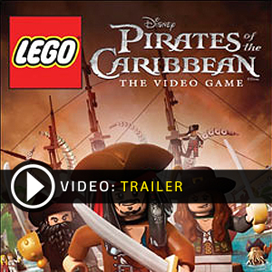 Acheter Lego Pirates Of The Caribbean The Video Game Clé CD Comparateur Prix