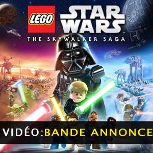 LEGO Star Wars The Skywalker Saga Bande-annonce vidéo