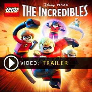 Acheter LEGO The Incredibles Clé CD Comparateur Prix
