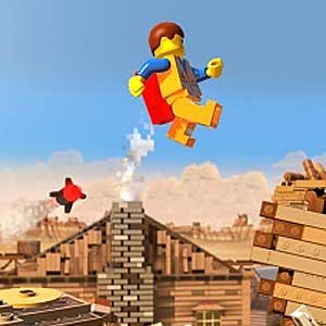 LEGO The Movie Videogame - Sauter
