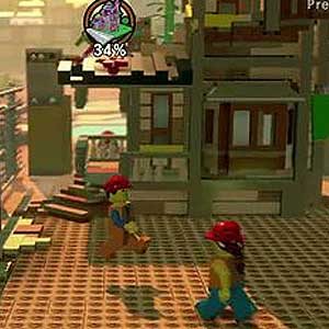 LEGO The Movie Videogame - Construction