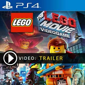 The Lego Movie Videogame PS4 en boîte ou à télécharger