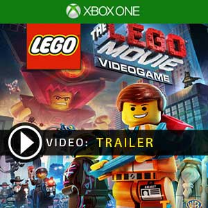 The LEGO Movie Videogame Xbox one boîte ou à télécharger