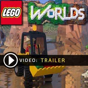 Acheter LEGO Worlds Clé Cd Comparateur Prix