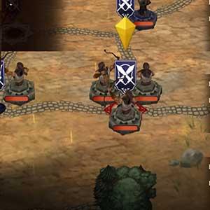 combats et tactiques classiques au tour par tour
