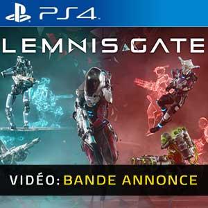 Lemnis Gate PS4 Bande-annonce Vidéo
