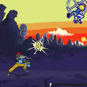 Lethal League Gameplay